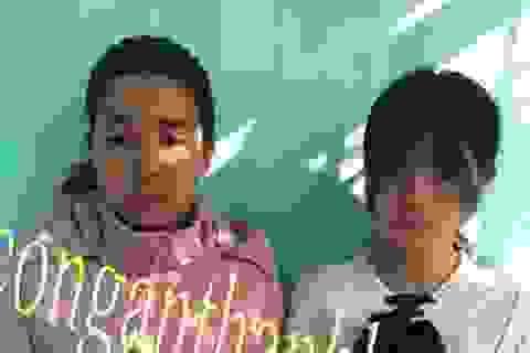 Giải cứu cô gái bị bán sang Trung Quốc