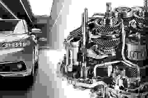 Honda sẽ trang bị cho Civic hộp số tự động 8 cấp