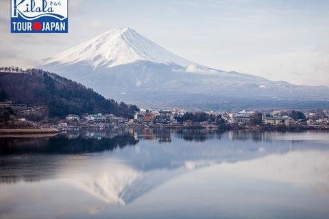 Mùa đông Nhật Bản hút hồn du khách Việt