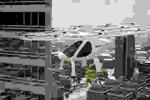 """Sắp ra mắt dịch vụ """"taxi bay"""" không người lái có một không hai"""