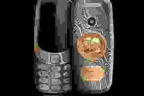 """Ra mắt Nokia """"cục gạch"""" phiên bản siêu đắt, giá gần 60 triệu đồng"""