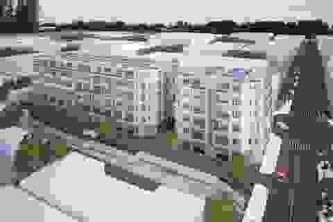 Nhà phố liền kề quận trung tâm Hà Nội rẻ hơn chung cư