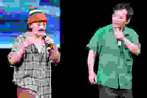 Nghệ sĩ Tiến Quang lên tiếng chuyện không thèm nhìn mặt Hồng Giang