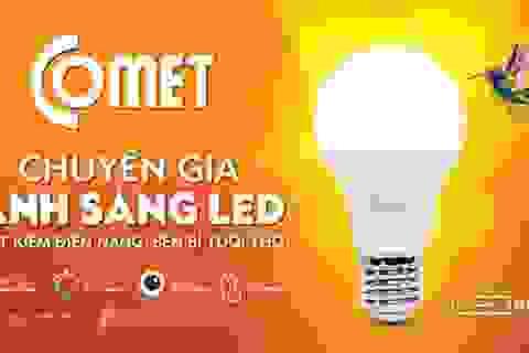 Chiếu sáng tiết kiệm điện nhất với đèn Led