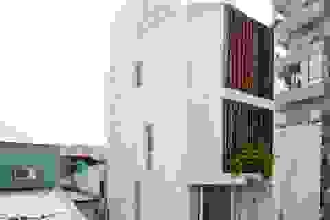 Nhà 32m2 trong hẻm ở Sài Gòn đẹp không khác gì biệt thự mặt tiền