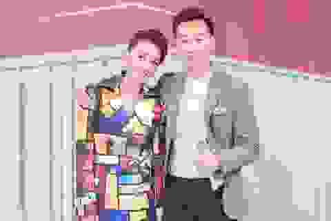MC Thể thao VTV Quỳnh Chi dẫn chương trình The Remix