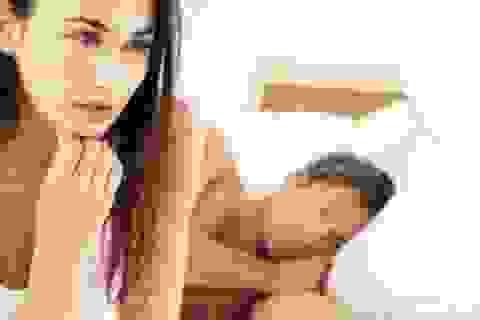 Khổ sở vì đang khát khao, nồng nhiệt bỗng dưng sợ ngủ với chồng
