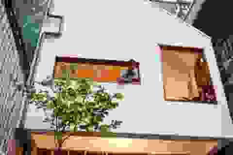 Vợ chồng trẻ Hà Nội xây nhà 2 tầng chỉ với 265 triệu đồng khiến ai nấy đều mê tít