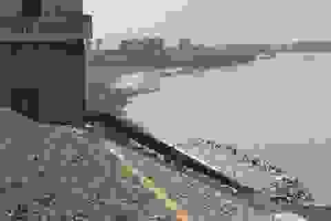 Bắc giang: Tiếp tục yêu cầu doanh nghiệp dừng nạo vét lòng sông, tận thu cát