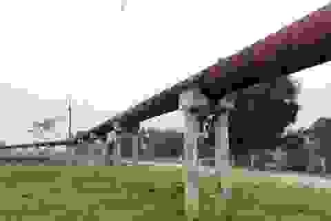Nghệ An: Công trình thủy lợi tiền tỷ xây xong chờ ngày... phá hủy!