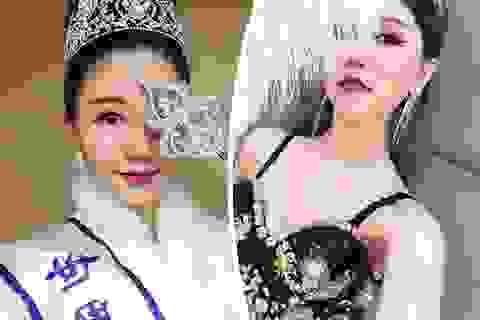 """Ước mơ """"giản dị"""" của Hoa khôi Người mẫu Vòng 1"""