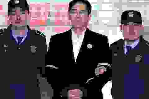 """Samsung lên tiếng trước phiên tòa xử """"thái tử"""" tập đoàn"""