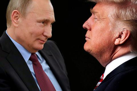 """Sau gần 50 năm """"thân thiện"""" với Trung Quốc, Mỹ sẽ xoay trục sang Nga?"""