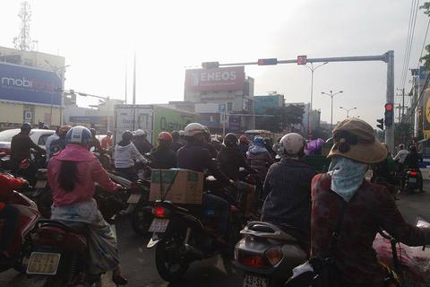 Phát sinh ùn tắc, Đà Nẵng lập đề án hạn chế xe cá nhân