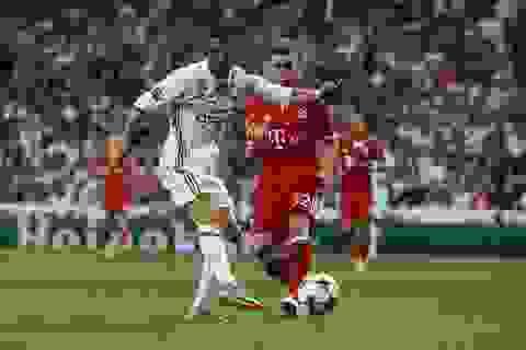 Real Madrid 4-2 Bayern Munich: Cú hattrick của C.Ronaldo
