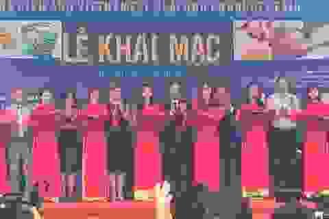 Chính thức Khai mạc Hội chợ Cá Tra và các sản phẩm thủy sản năm 2017