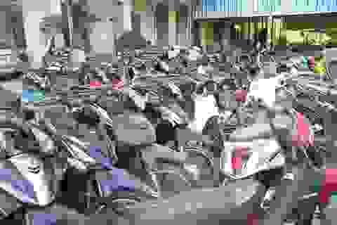 Truy tố ổ nhóm gồm 4 đối tượng chuyên trộm cắp xe máy