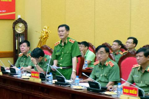 Trung tướng Công an: Sẽ xem xét khách quan việc bắt bác sĩ trong vụ chạy thận