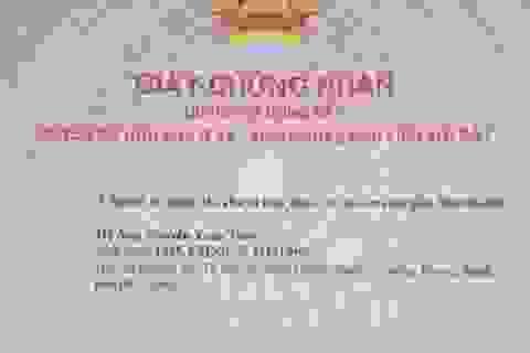 Bắc Giang: Chính thức nhận tiền đền bù, đất tái định cư, bạn đọc cảm ơn Báo Dân trí