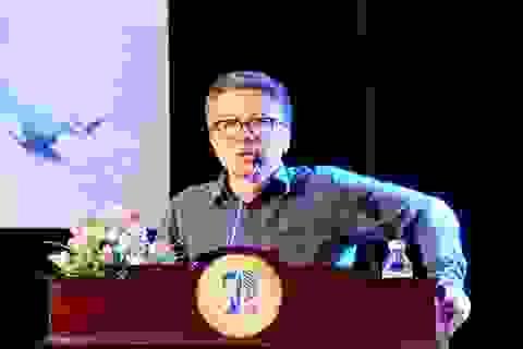 GS Ngô Bảo Châu: Nên hướng nghiệp cho học sinh qua trải nghiệm thực tế
