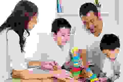Cha mẹ thông thái dạy con thông minh