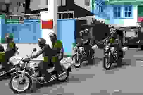 """Cảnh sát 113: """"Lá chắn thép"""" tại Sài Gòn!"""