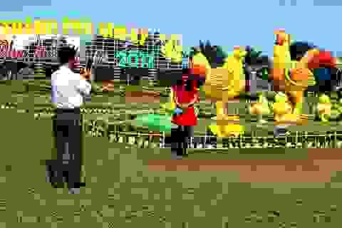 Quảng Nam: Du khách tăng mạnh dịp Tết Đinh Dậu