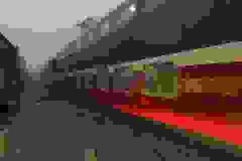 Kỷ luật trưởng ga và 6 nhân viên vụ suýt xảy ra thảm hoạ đường sắt