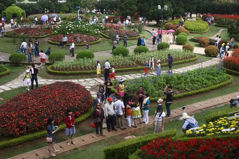 Hơn 100.000 lượt khách đến Lâm Đồng trong dịp lễ 30/4- 1/5