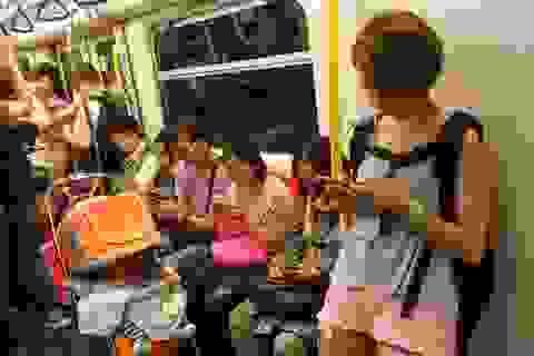 Hàn Quốc đứng đầu thế giới về thời gian sử dụng smartphone