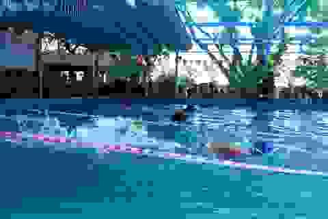 Tăng cường dạy bơi cho học sinh để phòng chống đuối nước