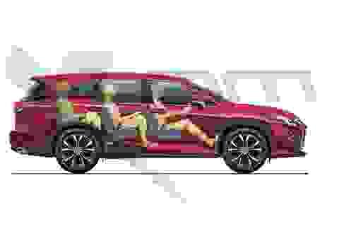 Lexus RX sẽ có phiên bản 7 chỗ?