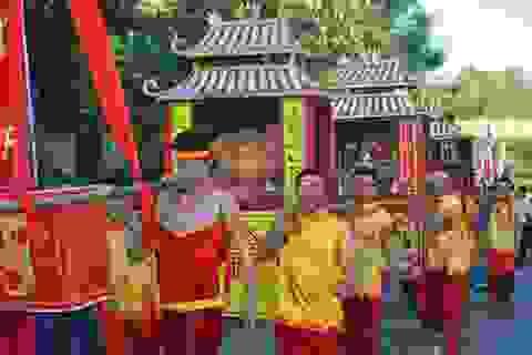 Hội An tưng bừng lễ hội giỗ tổ nghề gốm Thanh Hà
