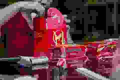 Cận Trung thu, người Hà Nội xếp hàng dài để mua bánh nướng, bánh dẻo