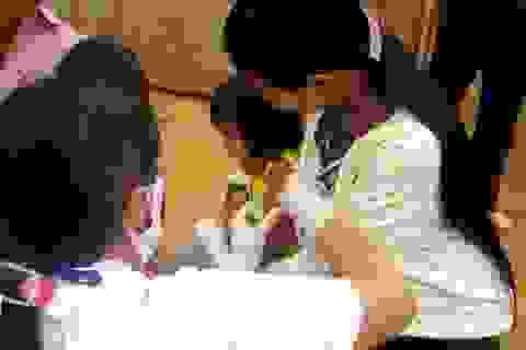 Vụ 1 trẻ tử vong do bạch hầu: Tập trung dập ổ dịch ở trường tiểu học