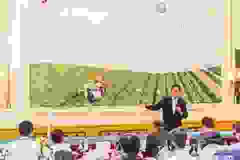 BRIA góp phần đẩy mạnh sản xuất lúa gạo tại Việt Nam