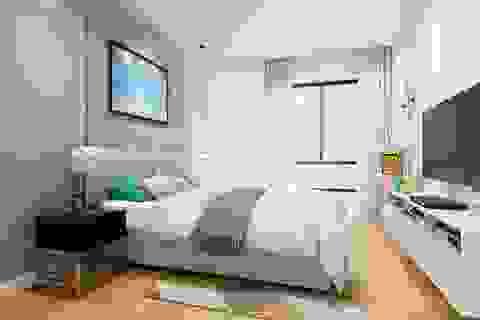 Căn hộ phong cách Singapore mức giá tầm 1,2 tỷ đồng hút khách