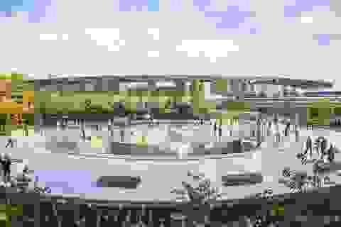 """Trụ sở mới """"ngốn"""" của Apple bao nhiêu tiền?"""