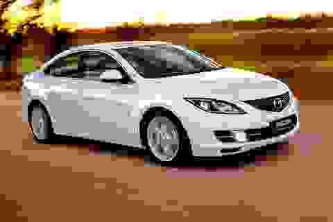 Triệu hồi thêm 680.000 xe Mazda6 do lỗi túi khí Takata