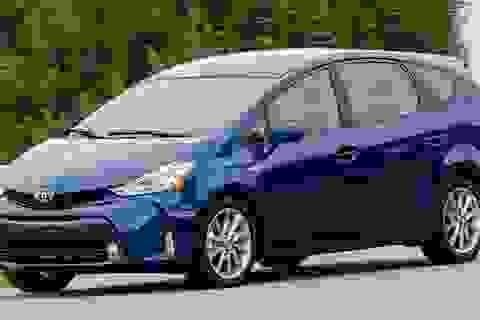 Toyota thừa nhận thất bại của xe hybrid Prius V tại Mỹ
