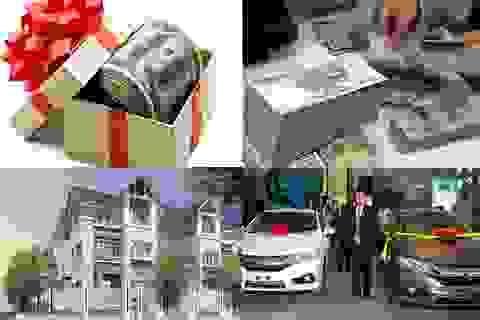 Cuối năm chia nhau trăm tỷ, sếp lớn, sếp nhỏ tiền đổ vào nhà