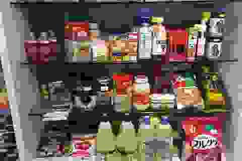 """""""Nghiện"""" hàng Nhật: Từ lọ mỳ chính tới gói mỳ tôm"""