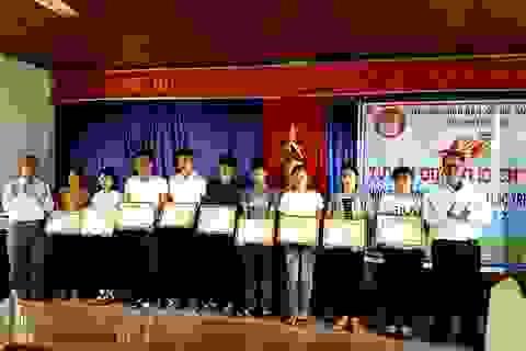 Quảng Nam: Xã nghèo tuyên dương học sinh thi đỗ đại học