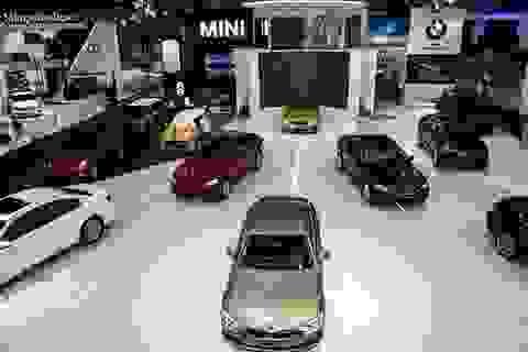 Giá tính lệ phí trước bạ ô tô cao nhất là 40 tỉ đồng