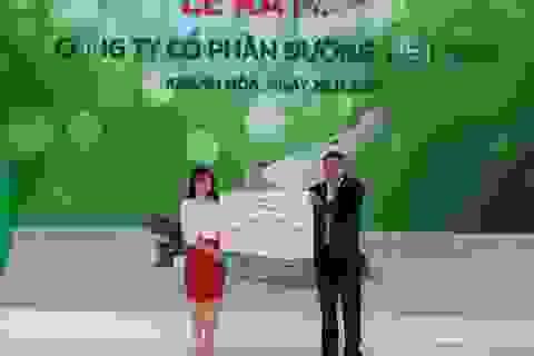 Sở GD-ĐT Khánh Hòa tiếp nhận 500 triệu đồng sửa chữa trường học do bão