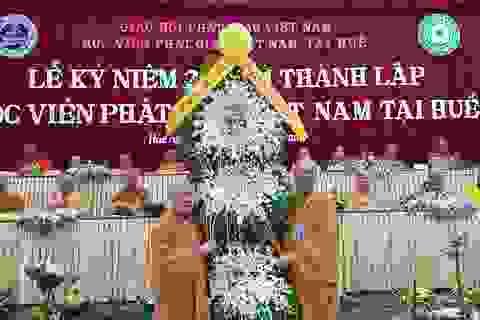 Hơn 1.000 Tăng Ni sinh được đào tạo từ Học viện Phật Giáo Việt Nam tại Huế