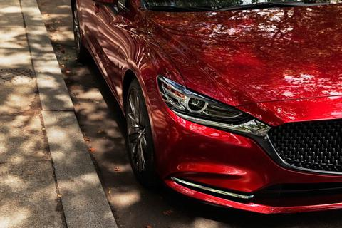 Mazda6 được trang bị động cơ tăng áp 2.5L mới