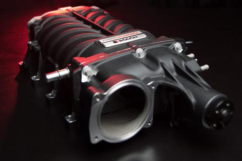 Ford dùng bộ siêu nạp đẩy công suất Mustang GT lên 700 mã lực