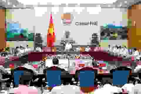 Phó Thủ tướng: Tập trung xử lý 12 đại án tham nhũng