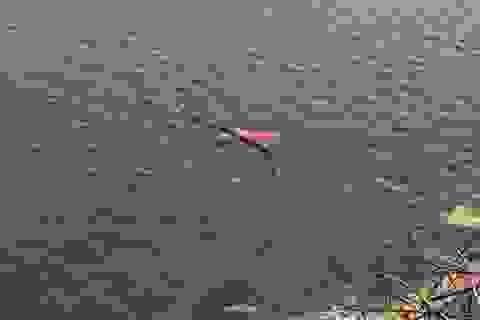 Đang câu cá, tá hỏa phát hiện thi thể người đàn ông nổi trên nước